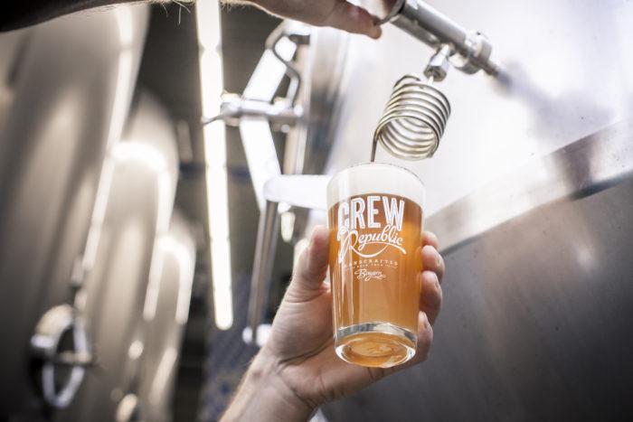 Crew Republic beergarden
