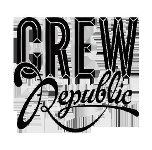 Logo Crew Republic HOPUP